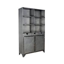 Ferro boekenkast metaal