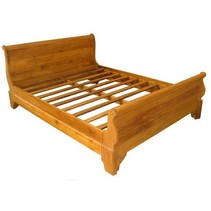 Bed teak klassiek