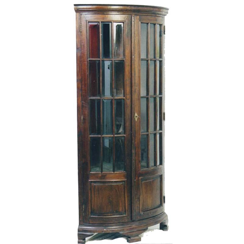 Goede Hoekkast W107 | Dessa meubelen, de teak speciaalzaak! AG-37