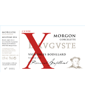 Vignobles Bodillard Morgon Cuvée Auguste X