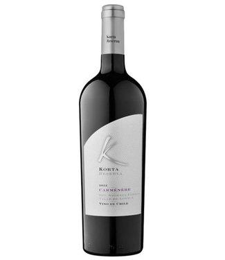 Korta Winery Carmenere Gran Reserva