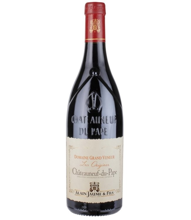 Vignoble Alain Jaume Châteauneuf-du-Pape - Les Origines