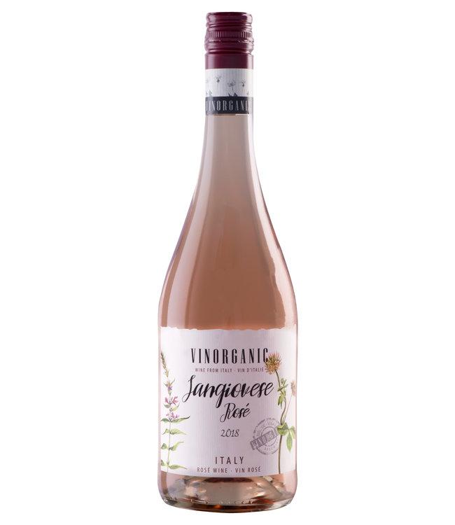 Vinorganic Sangiovese Rosé