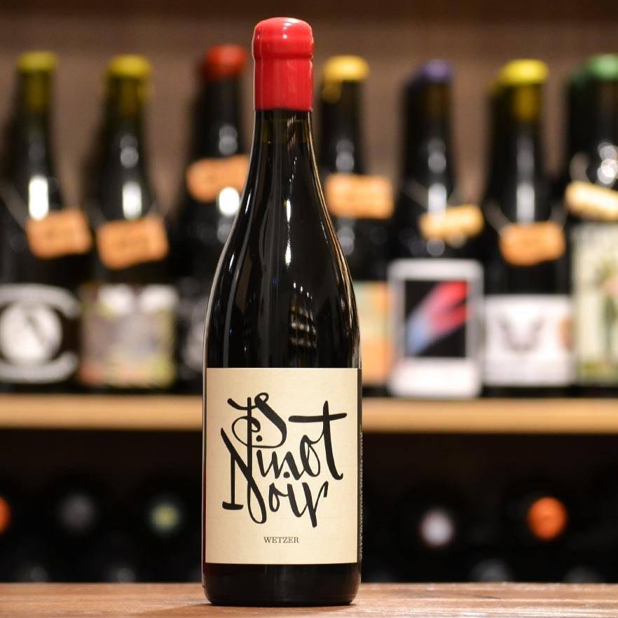 Peter Wetzer-Pinot Noir 2015