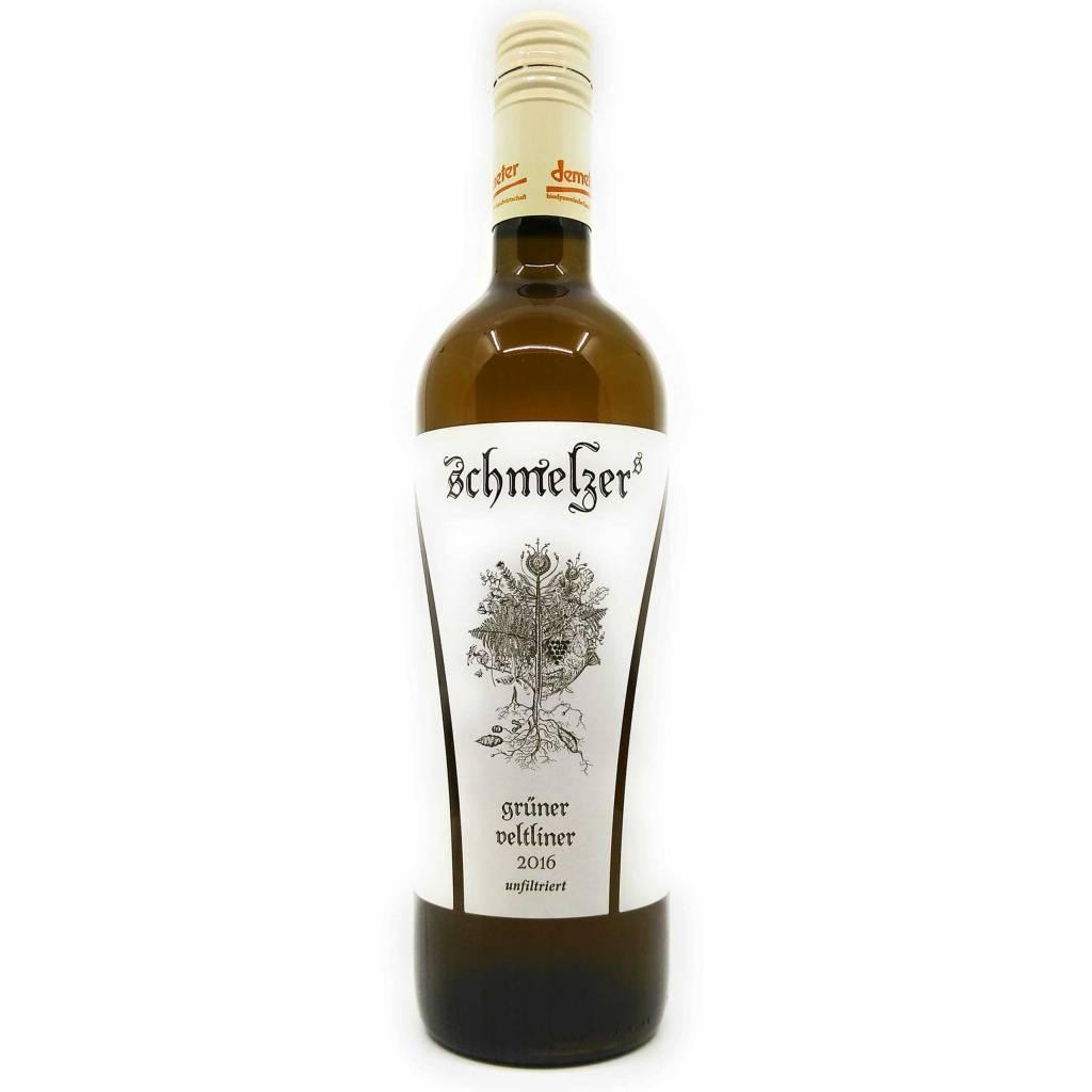 Schmelzer - Grüner Veltliner unfiltriert 2018