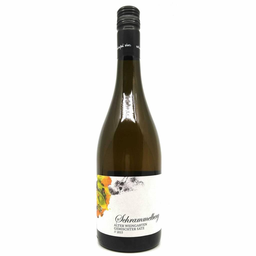 Herrenhof Lamprecht-Gemischter Satz Schrammelberg Alter Weingarten 2015