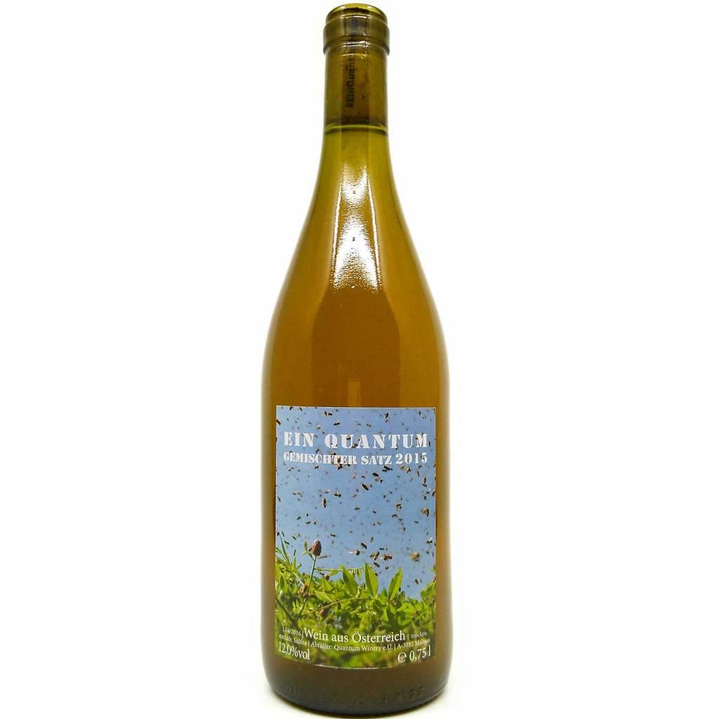 Quantum Winery-Ein Quantum Gemischter Satz 2015