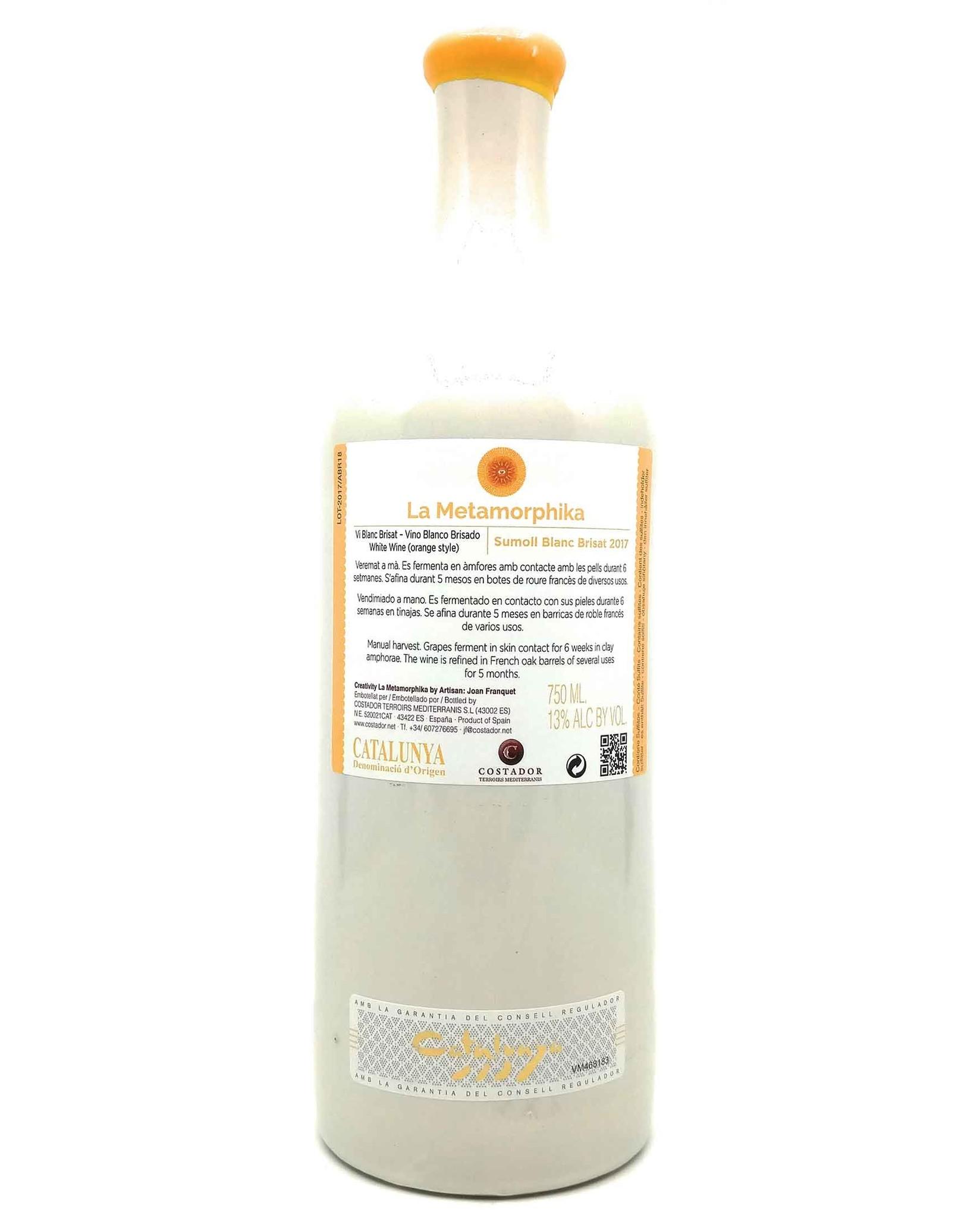 Costador-Metamorphika Sumoll Blanc Brisat 2017