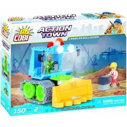 Cobi Action Town Bulldozer # 1672