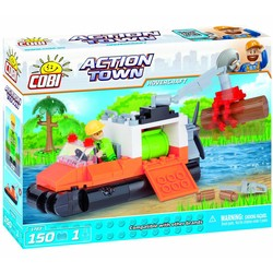 Cobi Action Town Hovercraft # 1783
