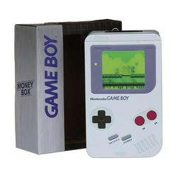 Nintendo: Game Boy Tin Money Box / Spaarpot