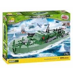 Motor Torpedo Boot PT-109 # Cobi 2377