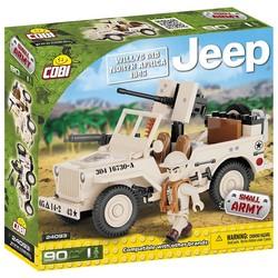 Willys MB Jeep Noord Afrika