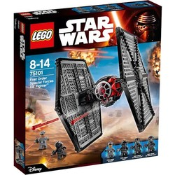 Star Wars First Order Special Forces TIE Fighter # Lego 75101