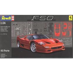 Revell Ferrari F 50 1:24