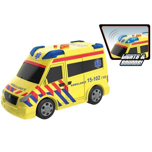 Road Rippers Ambulance