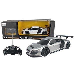 Audi R8 RC 1:18 Silver