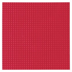 Grondplaat Strictly BRIKS 32x32 D. Rood