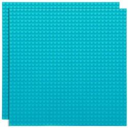 Grondplaat Strictly BRIKS 32x32 E. Blauw