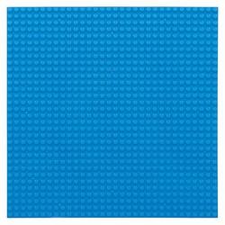 Grondplaat voor Lego  32x32 Blauw
