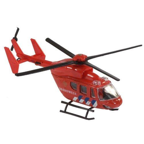 112 Brandweer Helicopter