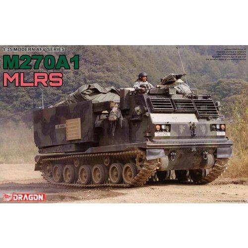 Dragon M270A1  MLRS 1:35
