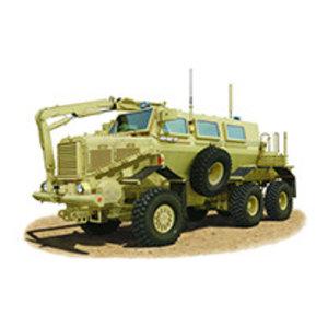 Bronco Buffalo 6x6 MPCV 1:35