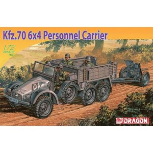 Dragon KFZ.70 6X4 Personell Carrier 1:72