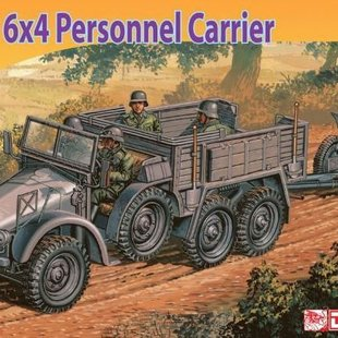 KFZ.70 6X4 Personell Carrier 1:72 # Dragon 7377