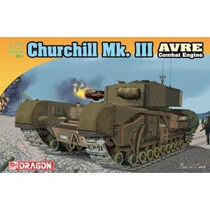 Dragon Churchill MK.III AVRE 1:72 # Dragon 7327