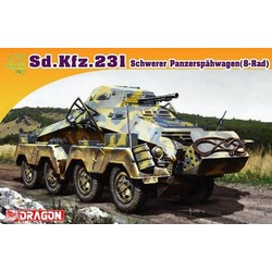 SD.KFZ.231 1:72 # Dragon 7483