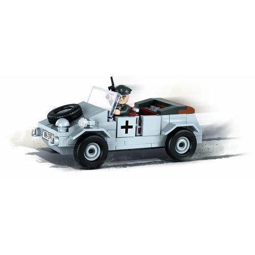 Cobi Small Army WWII - VW Kübelwagen typ 82