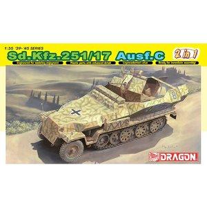 Dragon SD.KFZ. 251/17 AUSF.C