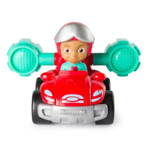 Rusty Rivets Racer - Ruby