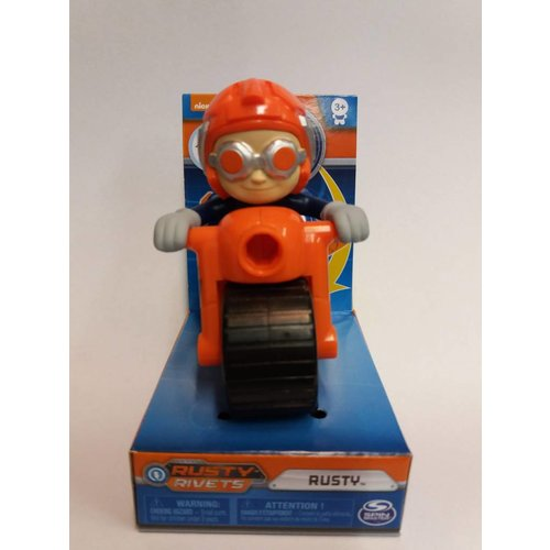 Rusty Rivets Racers - Rusty
