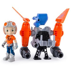 Rusty Rivets Core Build  - Jet Pack