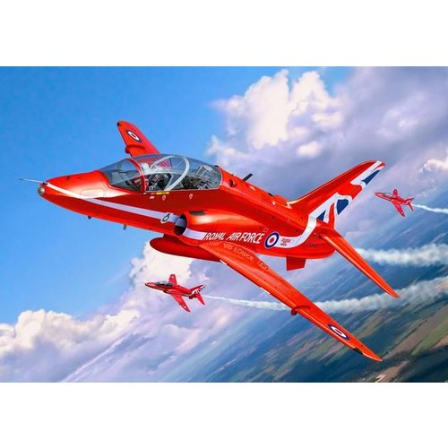 Bae Hawk T.1 Red Arrows 1:72