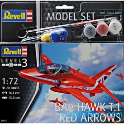 Bae Hawk T.1 Red Arrows 1:72  # Revell 04921
