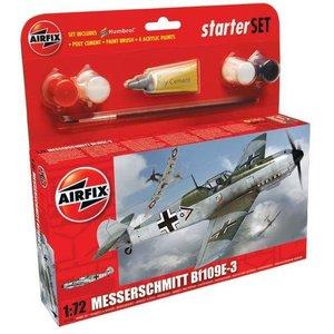 Airfix Messerschmitt Bf109E-3 1:72 # Airfix 55106