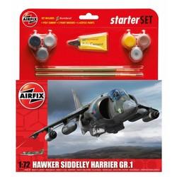Hawker Harrier 1:72 # Airfix 55205