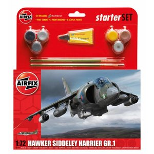 Airfix Hawker Harrier 1:72.