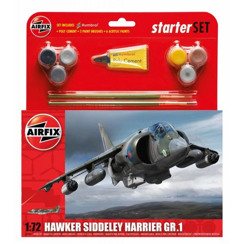 Airfix Hawker Harrier 1:72 # Airfix 55205
