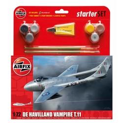 Havilland Vampire T11 - 1:72 # Airfix 55204