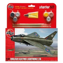 English Electric Lightning F.2A 1:72 # Airfix 55305