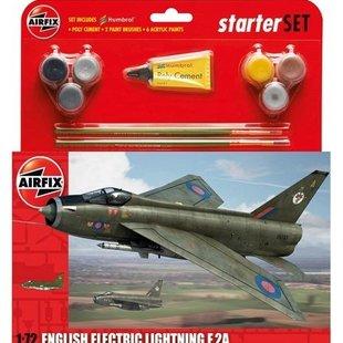 English Electric Lightning F.2A 1:72 # Airfix 55305