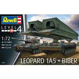 Revell Leopard 1A5 + Biber 1:72