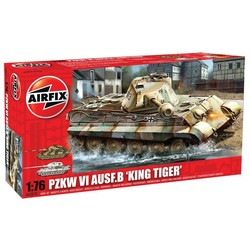 Pzkw VI Ausf.B 'King Tiger' Tank 1:76