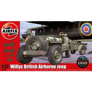 Airfix Willys Jeep 1:72