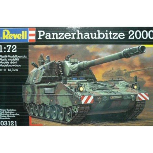 Revell Pantserhouwitser 2000