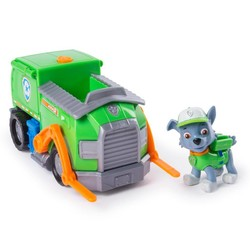 Rocky's Transforming Recycle Truck